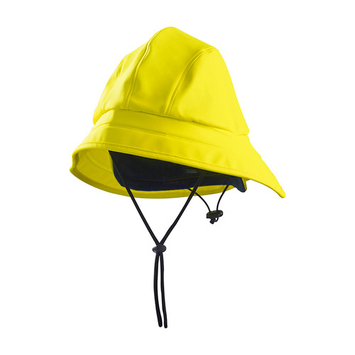 Blaklader Yellow Rain Hat 200920033300