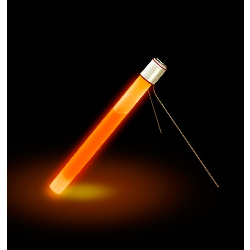 Cyalume Box of 48 Orange Glow Sticks 9-27035