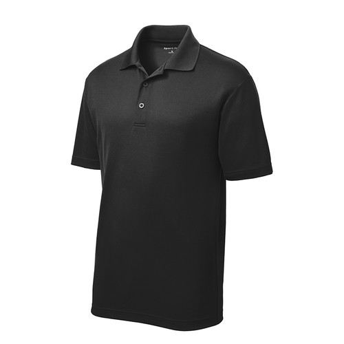 Sport-Tek PosiCharge RacerMesh Polo ST640 Black