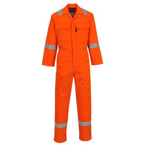 PortWest FR Bizweld Iona Coverall UBIZ5OR