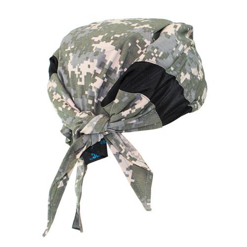 Radians Arctic Radwear Camo Cooling Headband RCS309