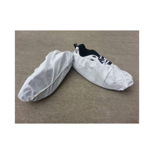Case of 150 Pair Sunrise SunSoft Heavy Duty White Shoe Covers T119-3