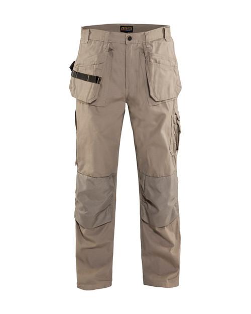 Blaklader Craftsman Bantam 8 oz. Work Pants 163013102700 Stone Front