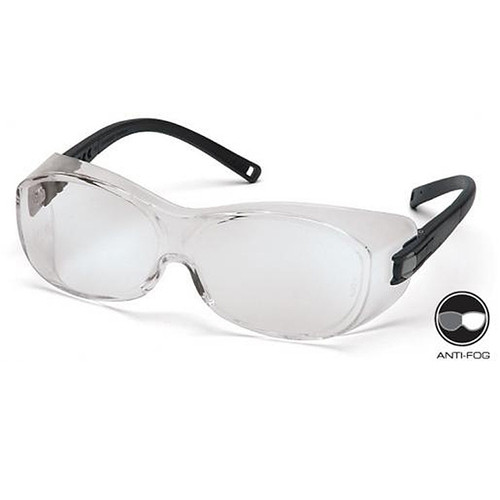 Pyramex OTS Clear Anti Fog Safety Glasses S3510STJ