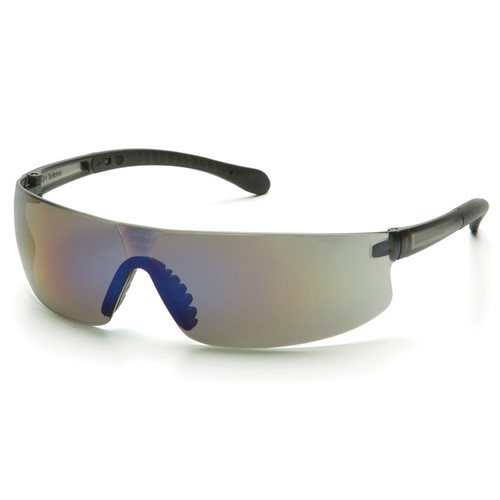 S7275S Pyramex Safety Glasses Provoq Blue Mirror - Box Of 12