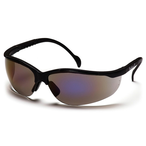 SB1875S Pyramex Safety Glasses Blue Mirror Venture II - Box Of 12