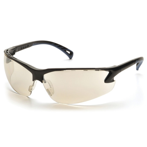 SB5780D Pyramex Safety Glasses Indoor-Outdoor Mirror Venture 3 - Box Of 12