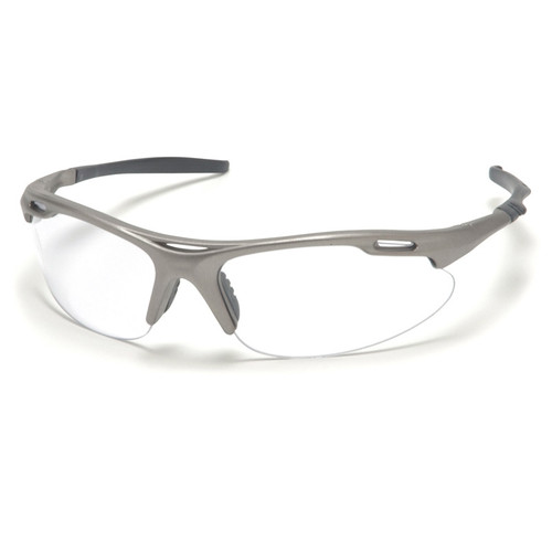 Box of 12 Pyramex Avante Clear Lens Safety Glasses SGM4510D Side