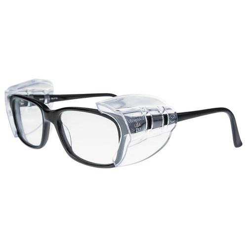 VisionAid Clear Sideshield, Box of 60