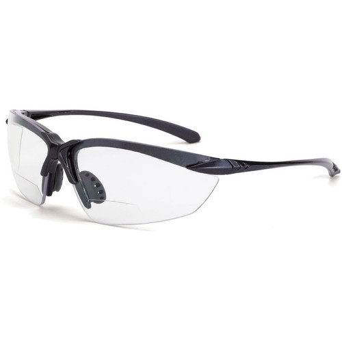 Crossfire Sniper Bifocal Safety Glasses - Box of 12 - Sniper-Readers