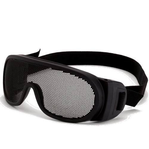 93d4534d91 Crossfire 19220 Wire Mesh Eye Protection with Elastic Strap - Box of 12.   80.46. Crossfire 24Seven Safety Glasses 3741 Smoke Lens ...