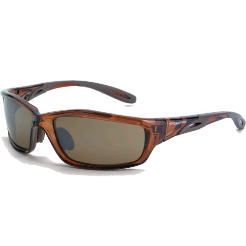 Crossfire Infinity 2117 Polarized Safety Sunglasses - Box of 12