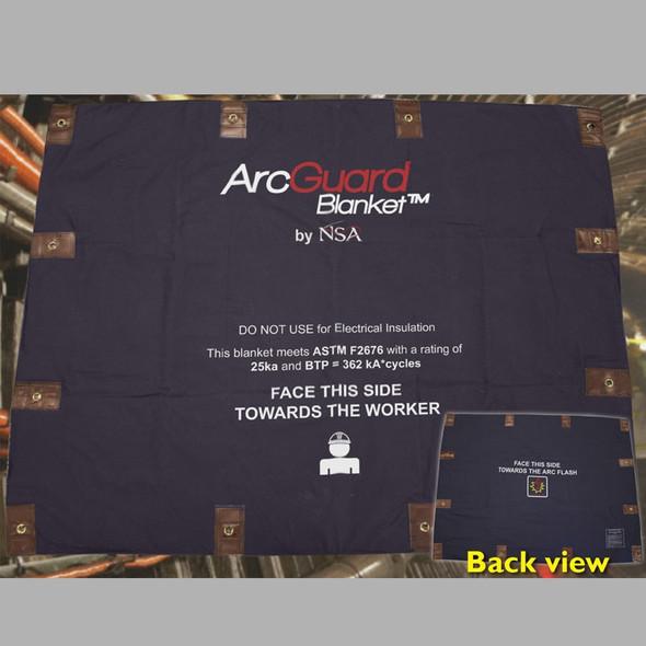 NSA ArcGuard 25 kA Blanket Kit 4x5 ArcGuard 25 kA Blanket Kit 4x5 K25KIT4F5F