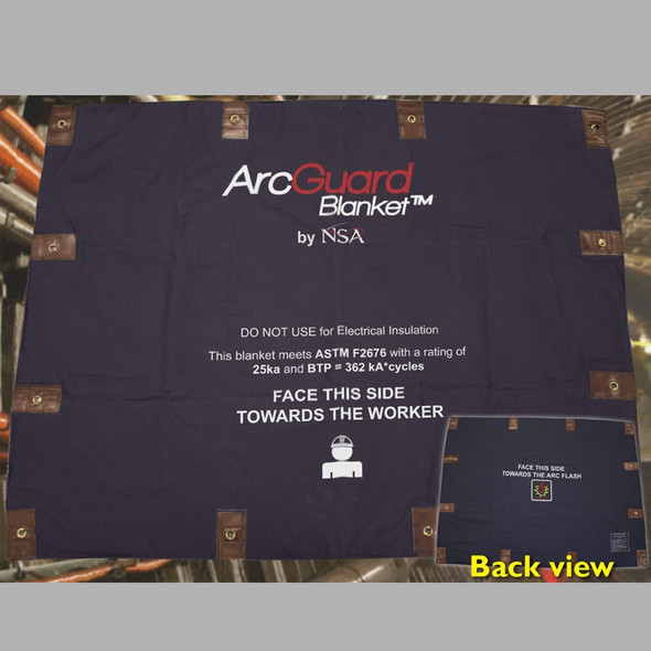 NSA ArcGuard 25 kA Blanket Kit 4x8 K25KIT4F8F