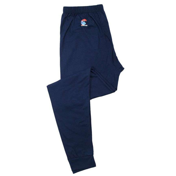 NSA FR Moisture Wicking Navy Made in USA Long Underwear U52FKSR