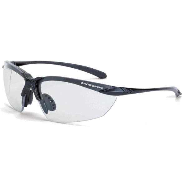 Crossfire Sniper Safety Sunglasses - Box of 12 - 9215