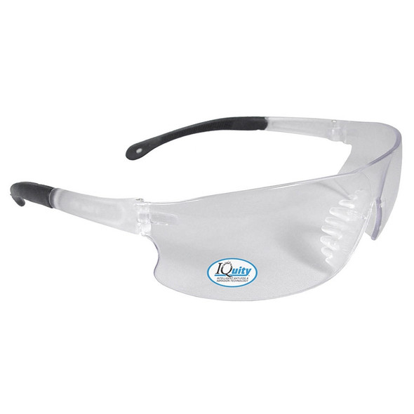 iQuity Rad-Sequel IQ Anti-Fog Clear Lens Glasses RS1-13 Box of 12