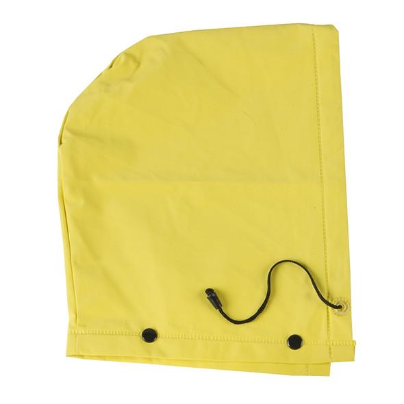 Neese Non-ANSI Hi Vis Yellow I36S 3 Piece Economy Rain Suit 10036-55 Hood