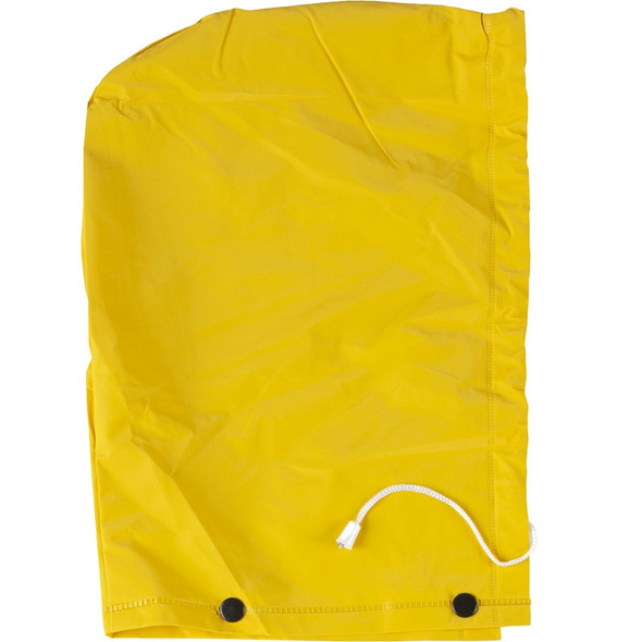 Neese 1650C Non-ANSI Hi Vis Full Length Economy Raincoat with Detachable Hood 10165-31 Hood