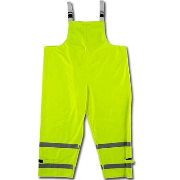 Neese FR Class E Hi Vis Yellow Waterproof Dura Arc I Bib Trouser 22227-12