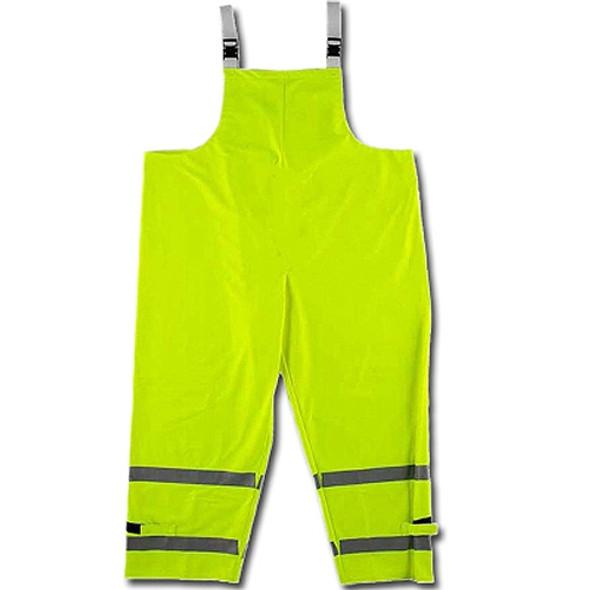 Neese FR Class E Hi Vis Yellow 267BT Dura Arc II Bib Trouser 26267-12