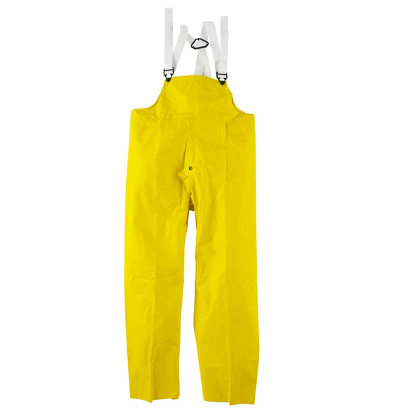 Neese Non-ANSI Hi Vis Yellow 35BTF Rain Pants With Safety Fly 35001-13