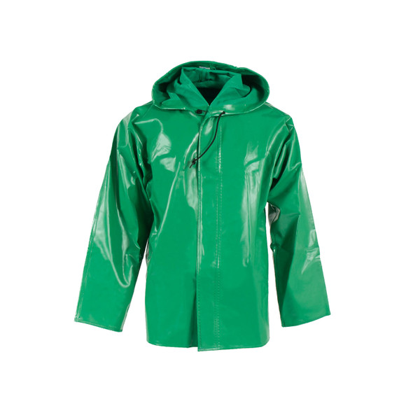 Neese ASTM F903 Chem Shield 96AJ Splash Jacket With Hood 96001-00 Front