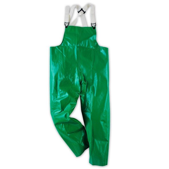 Neese ASTM F903 Chem Splash Shield Bib Trouser 96001-12 Close Up