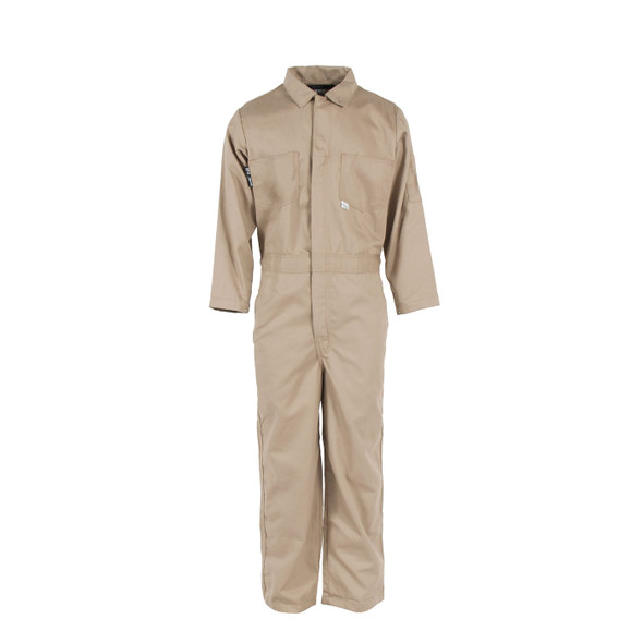 Neese FR 9 oz. Cotton Coveralls VI9CA Front