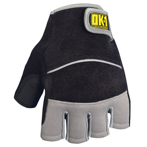Occunomix Gel Palm Anti Vibration Gloves with Terrycloth Back 422X Back