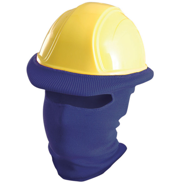 Occunomix Full Face Hard Hat Tube Liner LK810 Navy