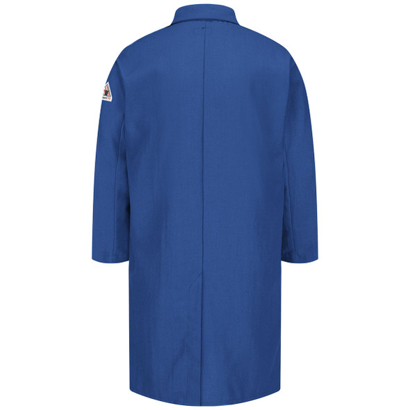 Bulwark FR 6 oz. Nomex Lab Coat KNL6RB Back