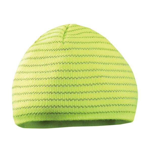Occunomix Multi-Banded Reflective Beanie LUX-MBRB Yellow