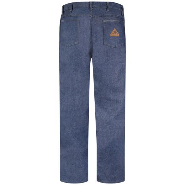 Bulwark FR 12.5 oz. Excel Relaxed Fit Denim Jeans PEJ2DD Back