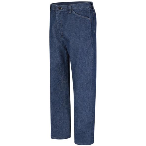 Bulwark FR 14.75 oz. Excel Prewashed Denim Jeans PEJ4 Front