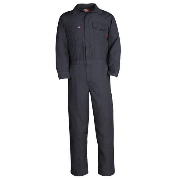 Big Bill FR 4.5 oz Westex Oilfield Coveralls TX1100N4 Navy
