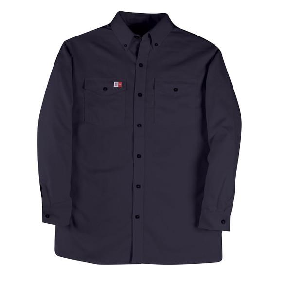 FR Work Shirt UltraSoft 7 oz. 147BDUS7 Navy