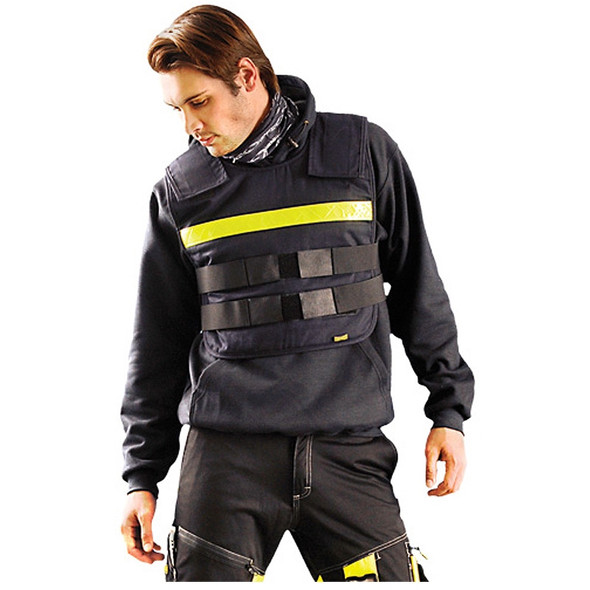 Occunomix FR Classic Cooling Made in USA Vest PC1 In Use