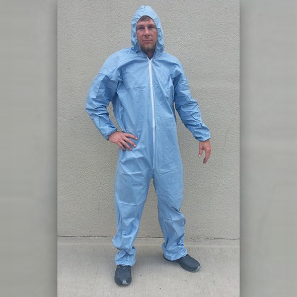 Sunrise Case of 25 SunGard FR Coverall with Hood 25127