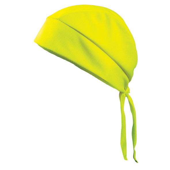Occunomix Tuff & Dry Wicking Cooling Skull Cap TD200 Yellow