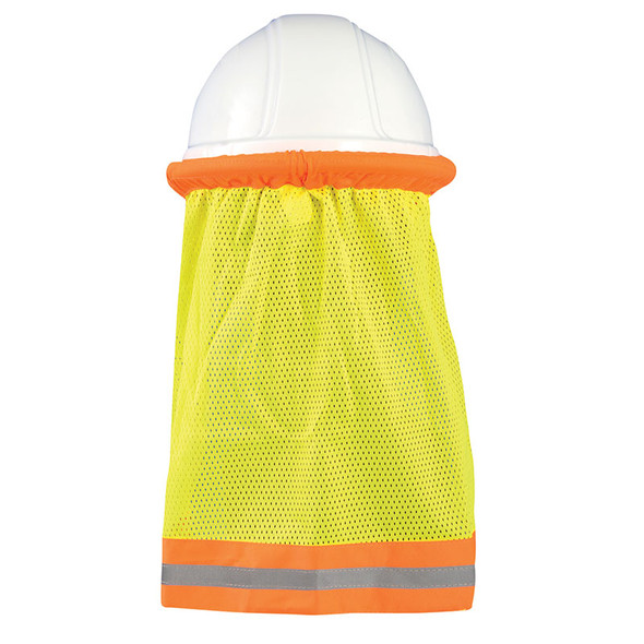 OK-1 Mesh Hard Hat Shade High Visibility OK-5057009 Back
