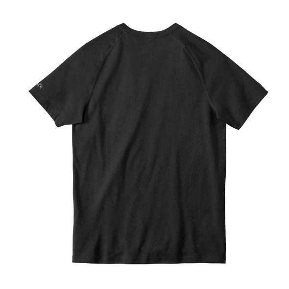 Carhartt FORCE Short Sleeve T-Shirt 100410 Black Back