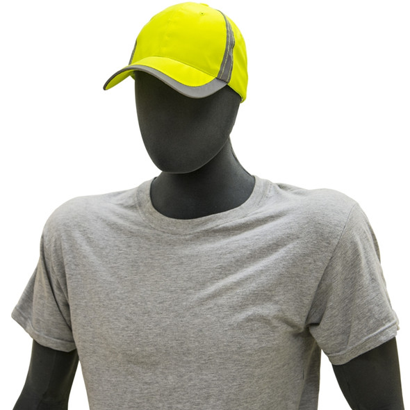 Majestic Box of 10 Hi Vis Baseball Cap 75-8205