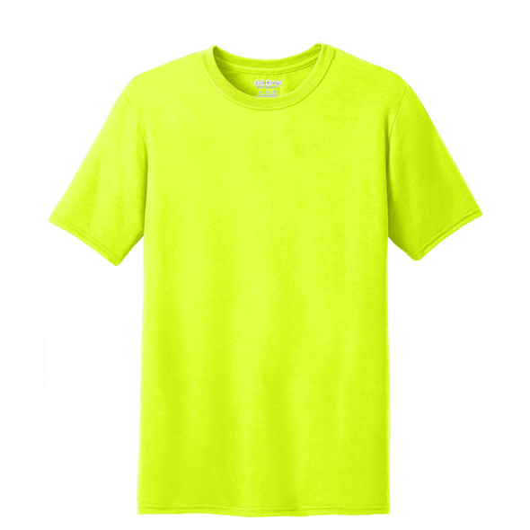 Gildan Enhanced Visibility Moisture Wicking T-Shirt 42000 Front