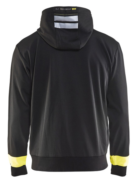 Blaklader Enhanced Visibility Hooded Sweatshirt 495825269933