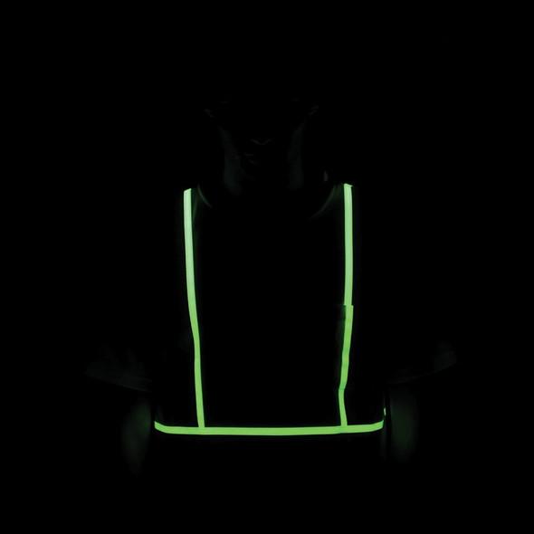 Alpha Workwear Illuminated T-Shirt Glow in Dark A264 Illuminated