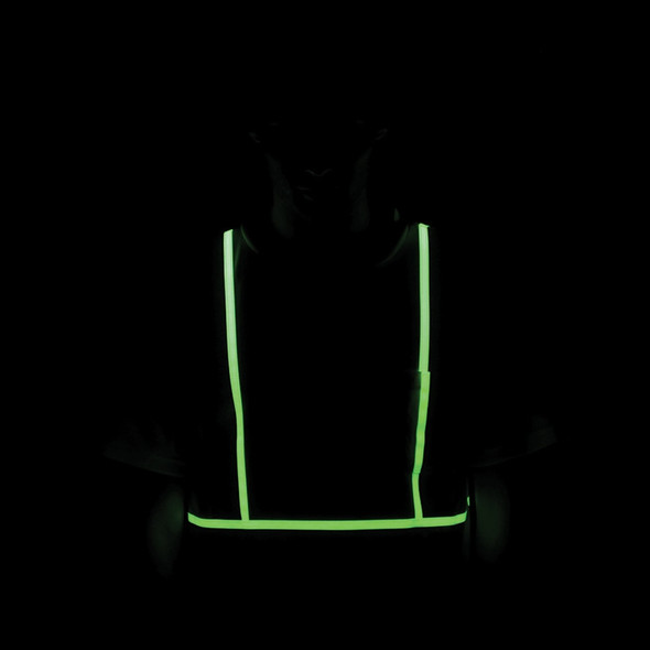 Alpha Workwear Illuminated T-Shirt Glow in Dark A264 Illuminated