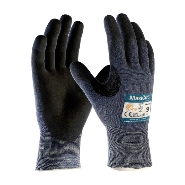 PIP Box of 72 Pair A3 Cut Level Maxicut Ultra Gloves 44-3745