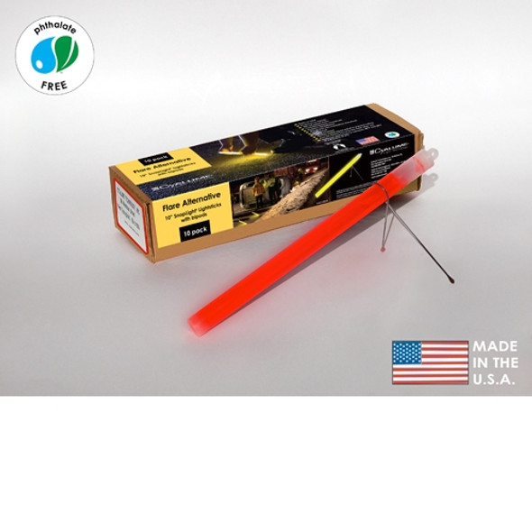Cyalume Flare Alternative Glow Sticks 9-27047
