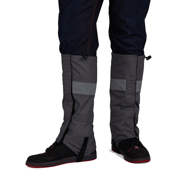 Utility Pro Charcoal Leg Gaiters with Perimeter Insect Guard and Teflon Protector UHV888-CHR